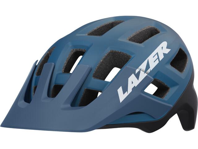 Lazer Coyote Casco, matte blue